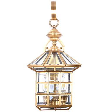 Cool Suvremena suvremena Zidne svjetiljke Spavaća soba Metal zidna svjetiljka 220-240V 40 W