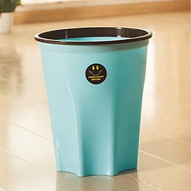 1pc Sacchi E Bidoni Per La Spazzatura Plastica Nuovo Design #07093648 Rimozione Dell'Ostruzione