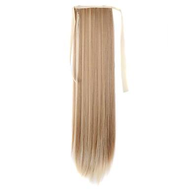 povoljno Perike i ekstenzije-S kopčom Konjski repići Sintentička kosa Kose za kosu Ugradnja umetaka Kovrčav