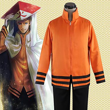 Inspirado por Naruto Cookie Anime Animé Disfraces de cosplay Tops Bottoms Cosplay Clásico Manga Larga Top Para Unisex
