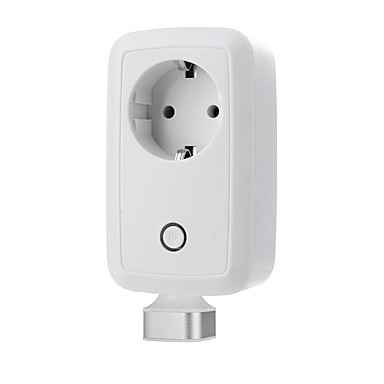 Prise de Courant Créatif / Design nouveau / avec des ports USB 1pc ABS + PC Fixation au Mur Wi-Fi activé / APP / Andriod 4.2 Ci-dessus
