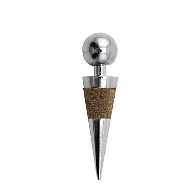 Delizioso Bicchieri - Tappi Del Vino Bar Che Beve Roulette Per Da Bar - Vino - Utensili Innovativi Da Cucina Alluminio - Legno #07130216 Altamente Lucido