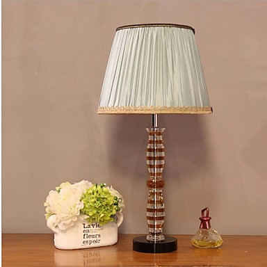 Moderne contemporain Décorative Lampe de Table Pour Intérieur Cristal 220V
