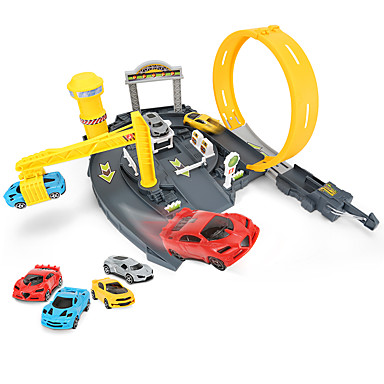 Toy Race Car   Track Sets Ralliauto PP+ABS Lapsen Lelut Lahja c9931f7eab