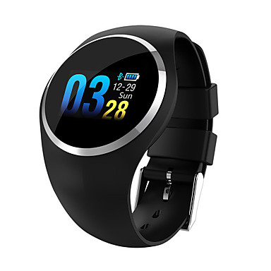 Q1 Smartwatch Android iOS Bluetooth Smart Sport Wasserfest Herzschlagmonitor Schrittzähler Anruferinnerung AktivitätenTracker Schlaf-Tracker Sedentary Erinnerung