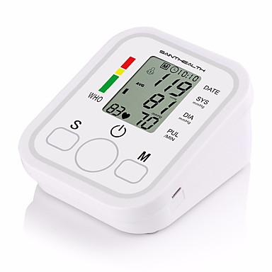 voordelige Test-, meet- & inspectieapparatuur-1 stks digitale lcd bovenarm bloeddrukmeter hart meter machine