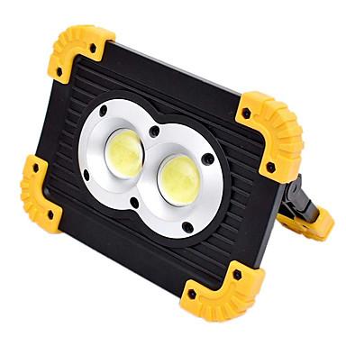 YouOKLight 1pc 20 W תאורה שוטפת לד Spottivalo לבן 3.7 V תאורת חוץ 2 LED חרוזים