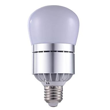 abordables Ampoules Globe LED-1pc 12 W Ampoules Globe LED 1200 lm E26 / E27 30 Perles LED SMD 2835 Contrôle de la lumière Blanc Chaud Blanc Froid 220-240 V 110-130 V