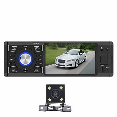 رخيصةأون محركات-SWM SU-5018 7 بوصة Din نظام التشغيل الأخرى سيارة لاعب MP5 شاشة لمس / MP3 / بلوتوث مبنية إلى عالمي RCA / VGA / سلك microUSB الدعم MPEG / MOV / MPG MP3 / WMA / WAV JPEG / BMP / PNG