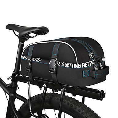 ROSWHEEL Bolsas Maletero Resistente a la lluvia Fitness Bolsa para Bicicleta Poliéster / Algodón Bolsa para Bicicleta Bolsa de Ciclismo Ciclismo Ciclismo / Bicicleta