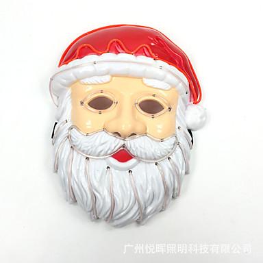 voordelige Feestbenodigdheden-Masker Plastic omhulsel 1 Festival