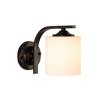 Affidabile Jsgylights Stile Mini - Nuovo Design Rustico - Campestre - Contemporaneo Moderno Lampade Da Parete Salotto - Camera Da Letto Metallo Luce A Muro 110-120v - 220-240v 60 W #07146364