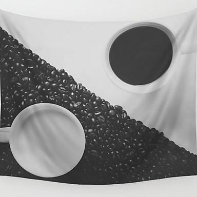 Klasický motiv Wall Decor 100% polyester Moderní Wall Art, Nástěnné tapiserie Dekorace