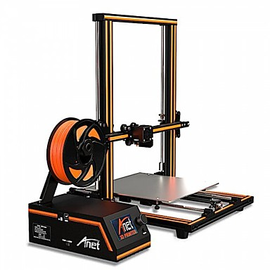 cheap 3D Printers & Supplies-Anet® E16 3D Printer DIY Kit 300*300*400mm Printing Size Support Offling/Online Printing With 250g Filament 1.75mm 0.4mm Nozzle