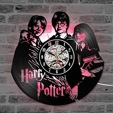 harry potter hermione granger vinil kayıt saati