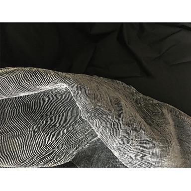 쉬폰 솔리드 스트레치 145 cm 폭 구조 용 의류 및 패션 팔린 ~에 의해 미터