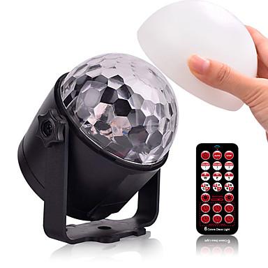 YouOKLight 1kpl 6 W 360 lm 4 LED-helmet Kauko-ohjain LED-esitysvalot Muutos 85-265 V Koti / Toimisto Lastenhuone