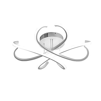 Capace Factory Oem Appliques Da Soffitto Faretto Alluminio 110-120v - 220-240v Bianca - Dimmerabile Con Telecomando #07210689 Rinvigorire Efficacemente La Salute