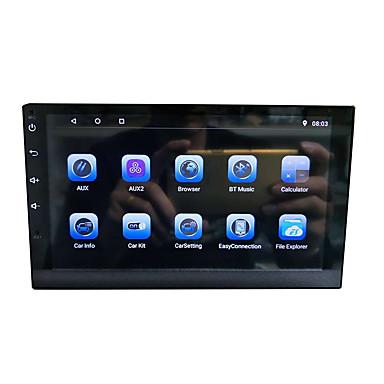 btutz TFT 7 بوصة 2 Din الجميع سيارة لاعب MP5 شاشة لمس / Wifi إلى عالمي / فولفو / فولكسواجن صوت الدعم MPEG / AVI / MP4 MP3 / WMA / WAV JPEG