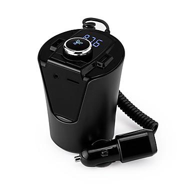voordelige Automatisch Electronica-LIFETONE BX6 4.1 Bluetooth Auto Kit Auto Handsfree Verbetert de stemming / Auto MP3 FM Modulator Automatisch