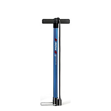 SAHOO Polkupyörän lattiapumppu Kannettava Kevyt Kestävä Korkeapaine Tarkka inflaatio Käyttötarkoitus Maantiepyörä Maastopyörä Pyöräily Alumiiniseos Vihreä Sininen