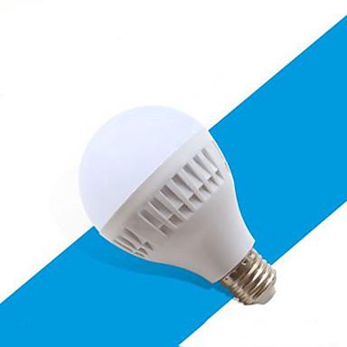 povoljno Dom i vrt-1pc 9 W LED okrugle žarulje 410-510 lm E26 / E27 18 LED zrnca Hladno bijelo 220-240 V