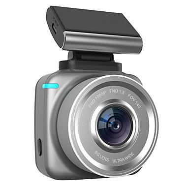 voordelige Automatisch Electronica-Anytek Q2 1944p Nieuw Design / Dubbele lens / Start automatische opname Auto DVR 150 graden Wijde hoek 2MP CMOS 2 inch(es) Dash Cam met WIFI / G-Sensor / Parkeermodus Autorecorder