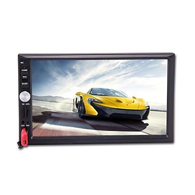 رخيصةأون مشغلات DVD السيارة-Factory OEM TH8D33GN 7 بوصة 2 Din أخرى سيارة لتحديد المواقع المستكشف بلوتوث مبنية / تحكم بمقود العجلة / SD / UB دعم إلى عالمي RCA / GPS / بلوتوث الدعم MPEG / AVI / MPG MP3 / WMA / WAV JPG