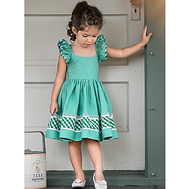 f3c92f3f87b6 cheap Girls  039  Dresses-Kids Girls  039  Active   Cute Solid