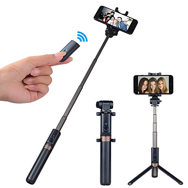 povoljno Foto i video oprema-APEXEL Štap za selfie Bluetooth Može se proširiti Maksimalna dužina 68 cm Za Univerzális Android / iOS Univerzális