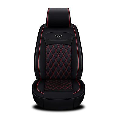 voordelige Auto-interieur accessoires-Auto-stoelkussens Zitkussens Beige / Donkerblauw / Koffie Polyesteri / Imitatieleer / Katoen Zakelijk / Standaard Voor Universeel / GM