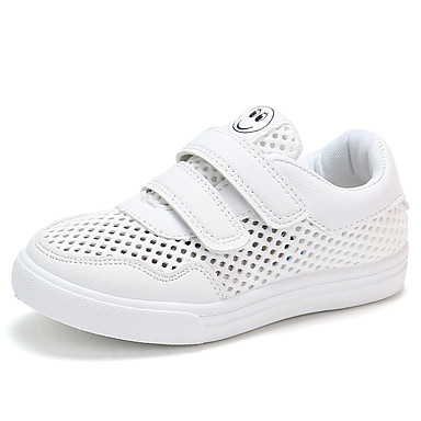 83ab5b0399e9 Boys    Girls  Shoes Mesh   PU(Polyurethane) Summer Comfort Sneakers  Walking Shoes for Kids   Toddler White   Black   Pink