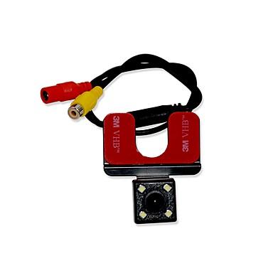 voordelige Automatisch Electronica-BYNCG rear view camera 480TVL 480 TV-Lijnen 1/4 tuuman CMOS OV7950 Bekabeld 120 graden 3.5-12 inch(es) Achteruitrijcamera Waterbestendig / LED-indicator voor Automatisch