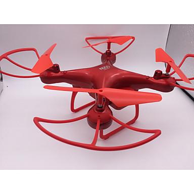 billige RC Airplanes-Radiostyrt Fly X1-S-VGA 4ch 2.4G / WIFI KM / H Noe Montering Nødvendig Børste Elektrisk