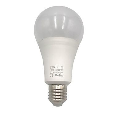 povoljno Dom i vrt-BRELONG® 1pc 9 W LED okrugle žarulje 950 lm E26 / E27 9 LED zrnca SMD 2835 Kreativan Ukrasno Cool 85-265 V