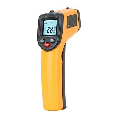 baratos Ferramentas e Equipamentos-digital gm320 sem contato termômetro infravermelho temperatura pirômetro ir laser point