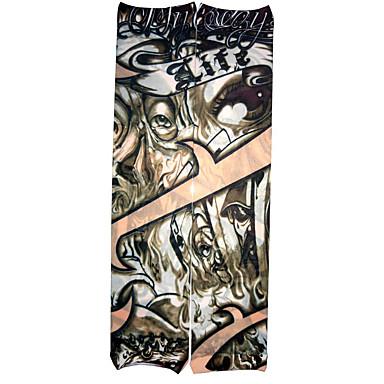 2 pcs Temporary Tattoos Universal / Kreativ / Weiche Oberfläche Brachium Nylon Ärmel Tätowierungen