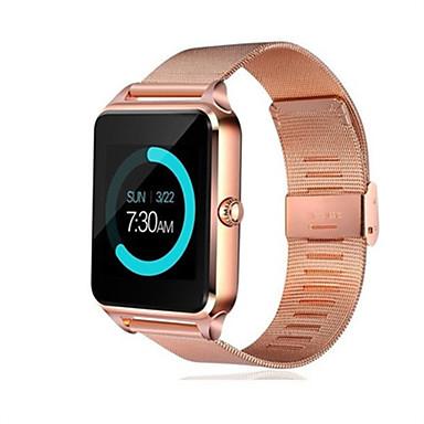 baratos Grande Relógios-Relógio inteligente Digital Estilo Moderno Esportivo 30 m Impermeável Bluetooth Smart Digital Casual Ao ar Livre - Preto Dourado Prata