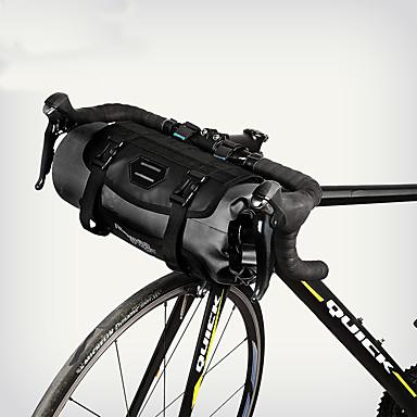 abordables Sacoches de Vélo-ROSWHEEL 7 L Sacoche de Guidon de Vélo Etanche Durable Sac de Vélo TPU Ripstop 600D Sac de Cyclisme Sacoche de Vélo Cyclisme Vélo de Route Vélo tout terrain / VTT Extérieur