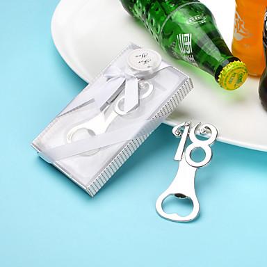 billige Flaskegaver-Ikke-personalisert Alumnium Alloy Flaskefavoritt Klassisk Tema / Ferie / Bryllup Flaskegave