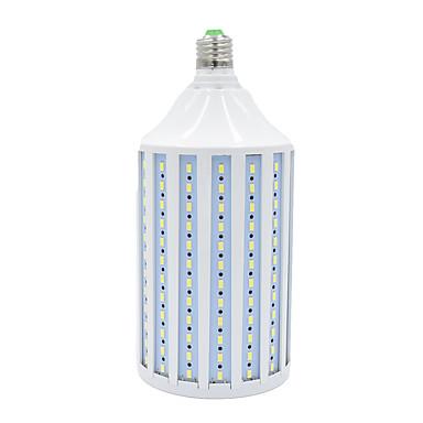 billige Elpærer-1pc 80 W LED-kornpærer 3000 lm E26 / E27 T 216 LED perler Varm hvit Hvit 85-265 V