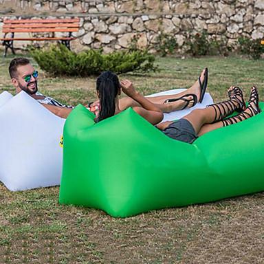 ieftine Campare, Drumeții & Plimbare-Canapea cu Aer Saltea Pneumatică Saltea Penumatică În aer liber Camping Impermeabil Portabil Rezistent la umezeală Canapea ideală pentru design 260*70 cm Oxford Camping & Drumeții Plajă Voiaj pentru