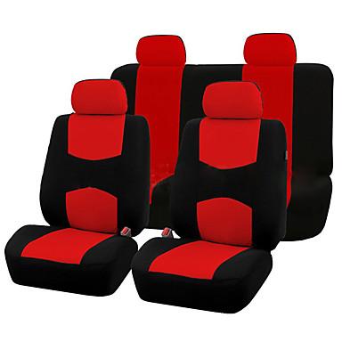 מושב רכב מכסה עבור 5 מושבים רכב אוניברסלי יישום 4 עונות זמין