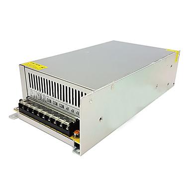 ราคาถูก อุปกรณ์เสริมหลอดไฟ-1 ชิ้นแถบแสงแสงสตริงตรวจสอบวิดีโอเปลี่ยนแหล่งจ่ายไฟอินพุต ac85-265v เอาท์พุท 12 โวลต์ 500 วัตต์