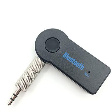 billige Bil Elektronikk-stereo 3,5 blutooth trådløs for bil musikk lyd bluetooth mottaker