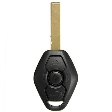 voordelige Auto-interieur accessoires-entry afstandsbediening sleutelhanger zender clicker w / ongesneden mes 315 mhz voor bmw e46