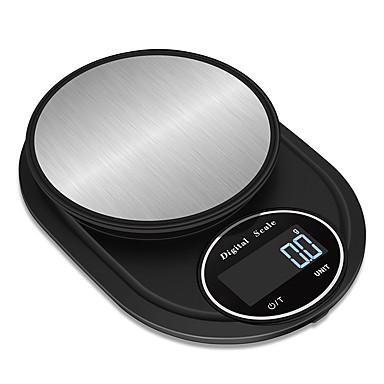 2 кг / 0,5 г кухонные весы электронные точные измерительные инструменты баланс цифровой грамм приготовления пищи стекло жк-дисплей cx311-a02