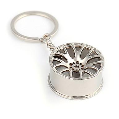 رخيصةأون اكسسوارات السيارات الداخلية-دراجة نارية صغيرة حلقة رئيسية تصميم الأزياء محور قلادة سلسلة المفاتيح للزينة الرئيسية