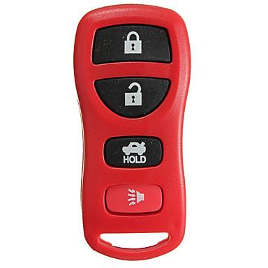 voordelige Auto-interieur accessoires-sleutelloze afstandsbediening sleutelhanger case zender clicker alarm voor nissan / infiniti 2002/2003/2004 sentra / maxima / altima cool