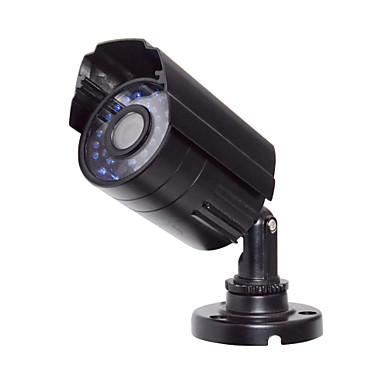 2000tvl HD עמיד למים סוג אקדח סימולציה (30 אורות אינפרא אדום) צילום 1/3 אינץ 'cmos מצלמות כדור / מצלמה מדומה / מצלמה עמיד למים h.264 ip65